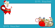 Christmas Gift Voucher Template 1  Christmas Gift Vouchers Templates