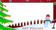 Awesome Christmas Gift Voucher 11, Blank Gift Voucher Template 12 In Free Christmas Voucher Template